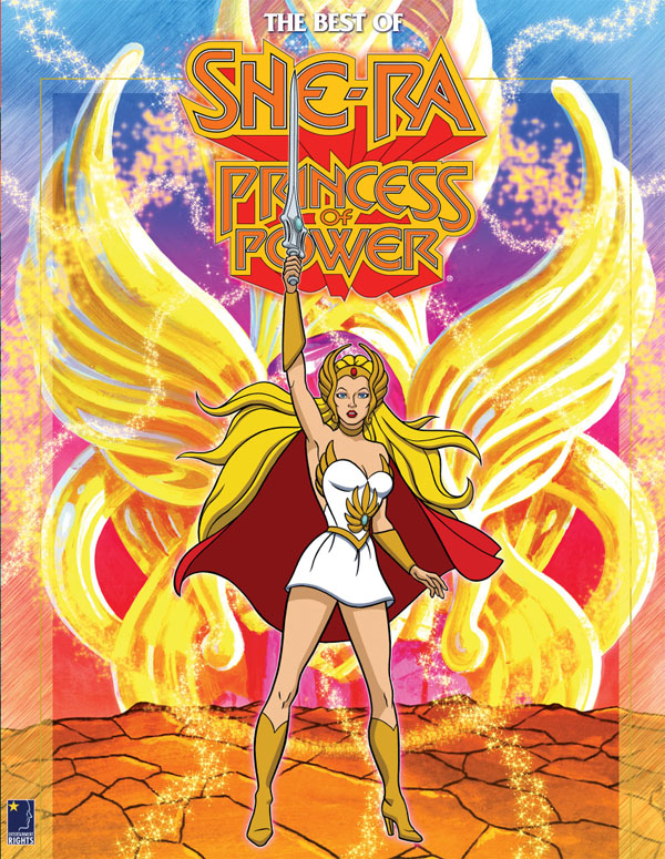 Female Cartoon Characters 80s : Best of she ra