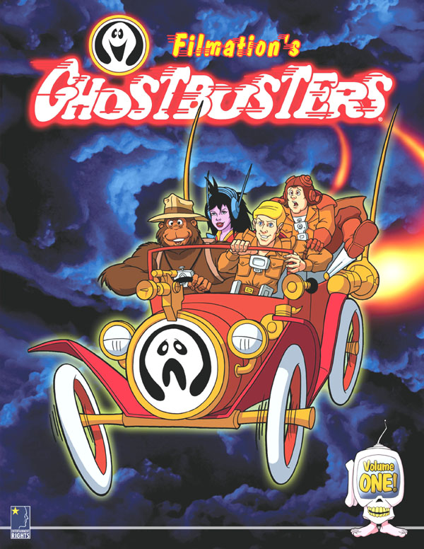 THE GHOST BUSTERS - LIVE ACTION